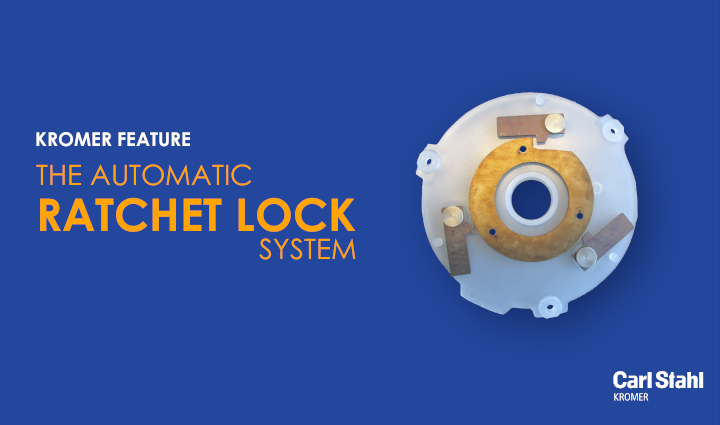 The automatic ratchet lock system