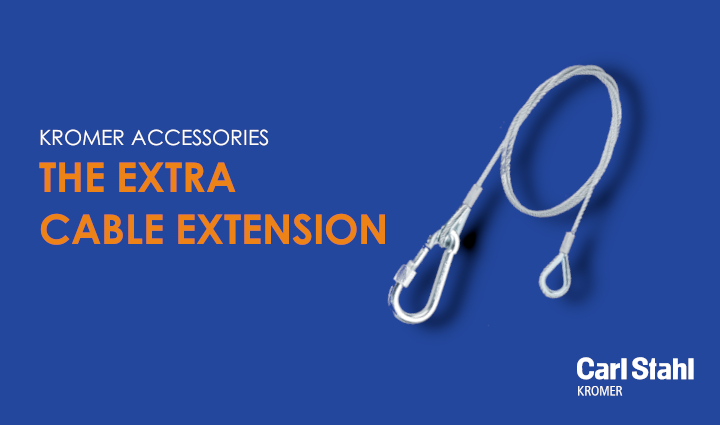 Our extra cable extension
