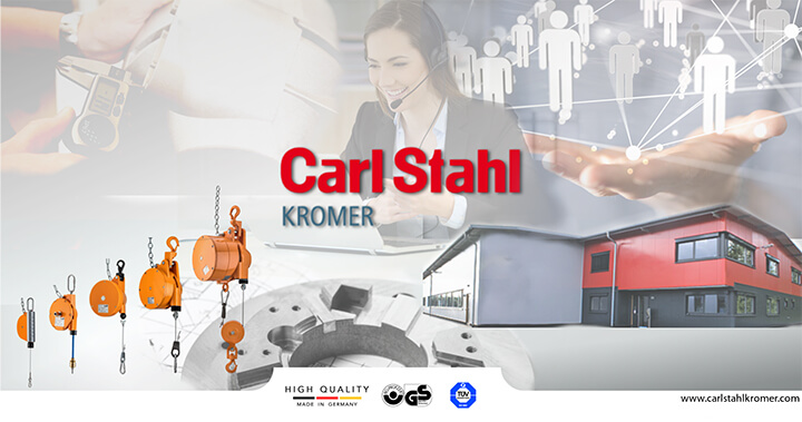 Carl Stahl Kromer products and services